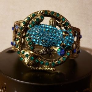 Creature Couture - Frog Bangle 7.5 in.